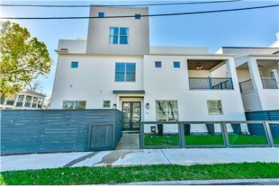 Houston Heights Modern Home for Lease