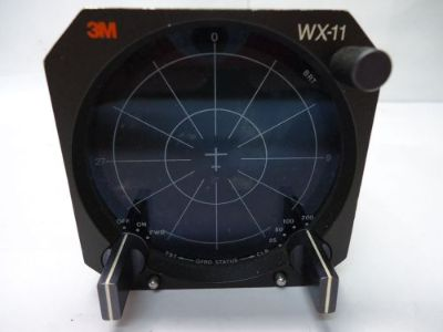 Buy 3M Stormscope 78--8047-0966-1 WX-11 Display - Used Avionics motorcycle in Sugar Grove, Illinois, United States