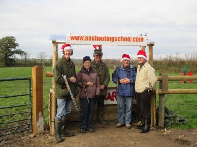 Now Win Clay Pigeon Shooting Gifts from AA Shooting School