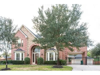 5 Bed 4 Bath Foreclosure Property in Conroe, TX 77302 - Rose Canyon Dr