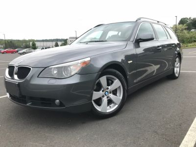 2006 BMW 5-Series 530xi (Gray)