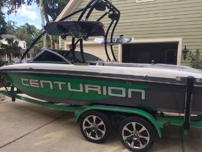 2009 centurion v drive- part trade for enclosed trailer