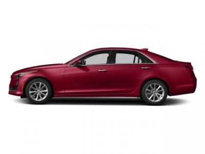 2018 Cadillac CTS 2.0T Luxury Collection (Red Obsession Tintcoat)
