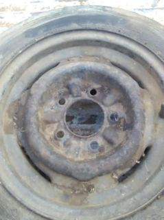 Sell 15X5.5 MERCURY WHEEL MONTEREY MONTCLAIR LINCOLN 1949 1950 1951 1952 1953 COUPE motorcycle in Lafayette, Louisiana, United States, for US $55.00