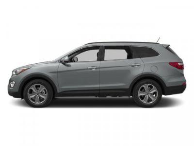 2014 Hyundai Santa Fe Limited (Iron Frost)