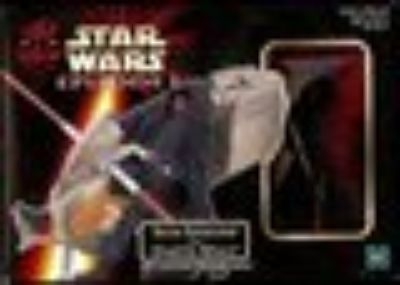 NEW Star Wars Sith Speeder and Darth Maul