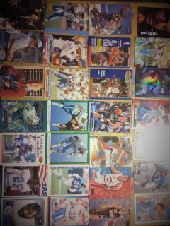 HOUSTON OILERS CARDS