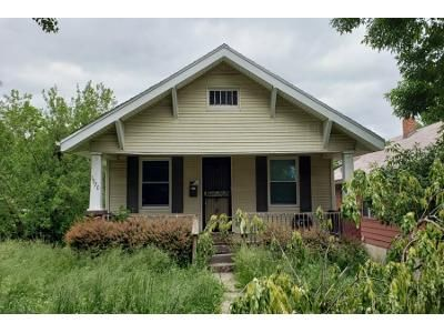 2 Bed 1.0 Bath Preforeclosure Property in Kansas City, KS 66104 - Garfield Ave