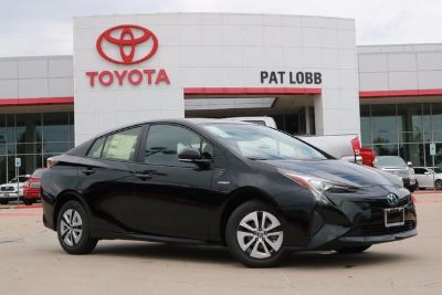 2017 Toyota Prius four (MIDNGT BLK MET)