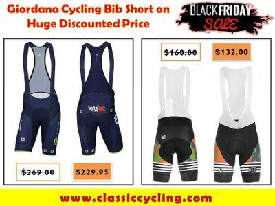 2017 Black Friday Sale | Giordana Cycling Bib Shorts