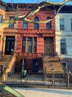 554 Putnam Ave Brooklyn Five BR, Located on a tree-lined block