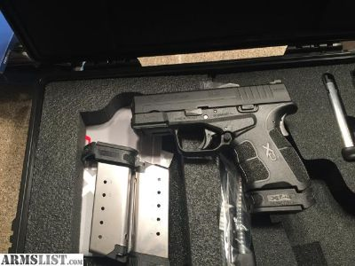 For Sale/Trade: Xds Mod 2 45 3.3