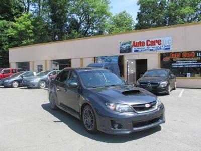 2011 Subaru Impreza WRX Limited (Gray)
