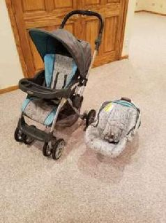 GRACO Travel System Stroller