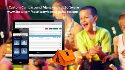Custom Campground Booking Engine Software Development Solutions