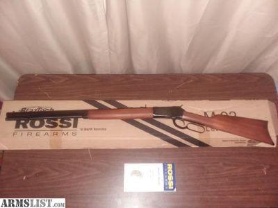 For Trade: Rossi R92 .38 spl. / .357 mag. LNIB