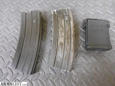 For Sale: AR15 Magazines