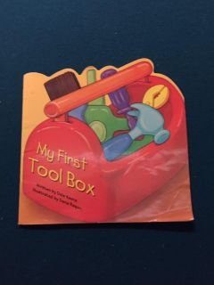 My first tool box paperback