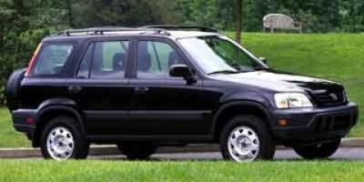 2001 Honda CR-V LX (Black)