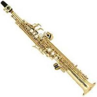 $500 Gulf sopranino saxophone - like new