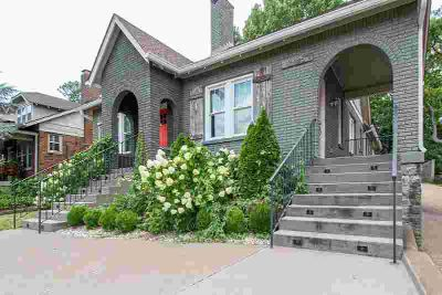 2135A Ashwood Ave Nashville, Great One BR duplex in