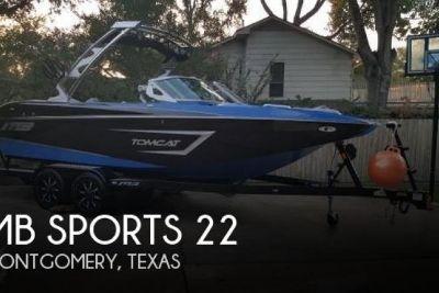 2016 MB Sports F22 Tomcat