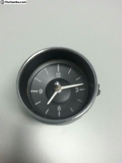 Late Style Clock 311-919-203D