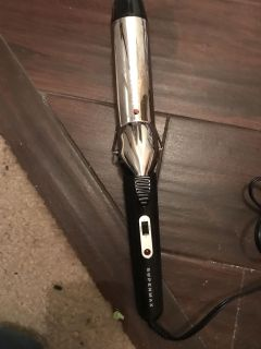 2/3 inch curling iron