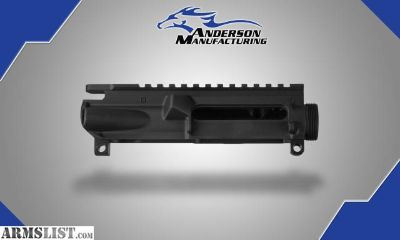For Sale: AR-15 Stripped Upper - NEW