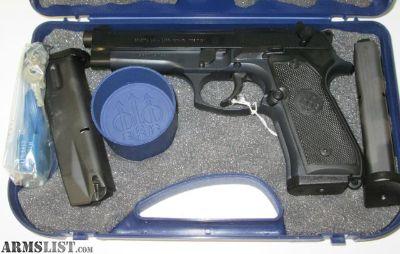 For Sale: NEW Berretta 92FS 9mm