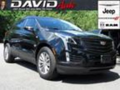 used 2017 Cadillac XT5 for sale.