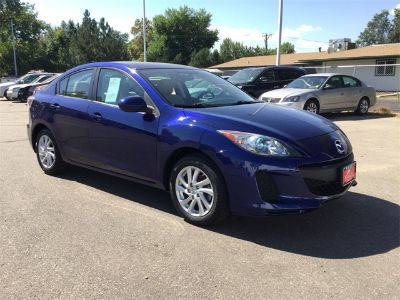 2012 Mazda Mazda3 i Touring (Indigo Light)