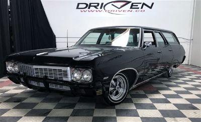 1969 Chevrolet Impala Kingswood