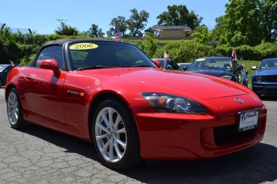 2006 Honda S2000 Base (Red)