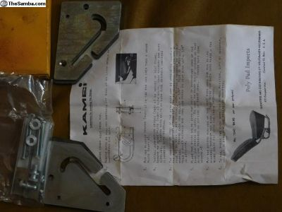 NOS Kamei Seat Recliner Kit