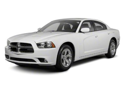 2012 Dodge Charger R/T (Bright White)