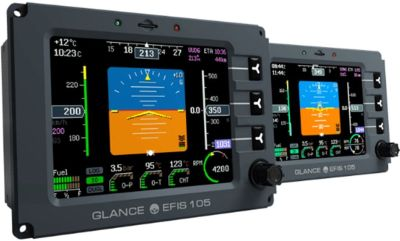 Glance-efis.com: Aircraft Engine Monitoring
