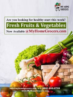 Are You Looking for Healthy Start This Week?