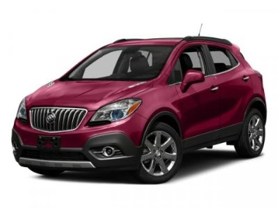 2016 Buick Encore Base (Summit White)