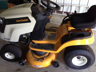 42 Cub Cadet Riding Mower practically NEW