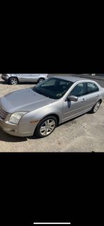 Ford Fusion 2008 Sel