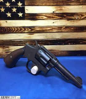 For Sale: 1942-44 Smith and Wesson Victory Model 10