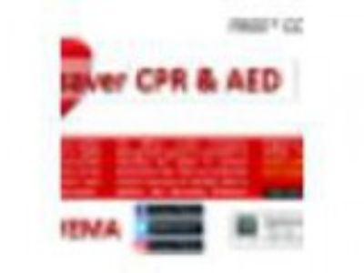 Heartsaver CPR and AED Course