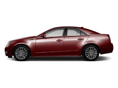 2010 Cadillac CTS 3.0L V6 Luxury (Black Cherry)