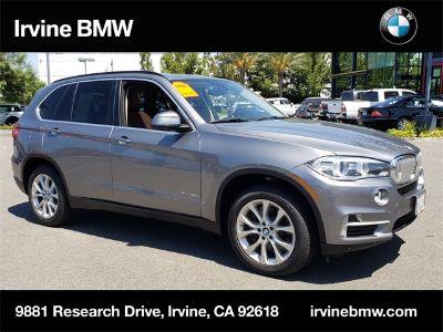2016 BMW X5 EDRIVE xDrive40e (Space Gray Metallic)