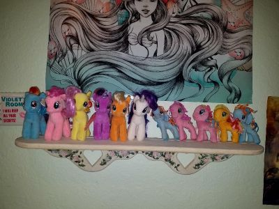 My little pony Beanie Baby Collection! PLUS MORE!!!