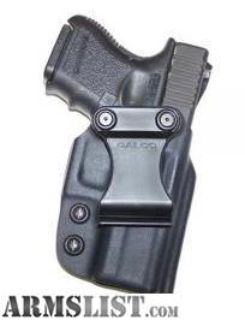 For Sale: Galco Glock 19 Holster & BlackHawk Double Mag. Holster
