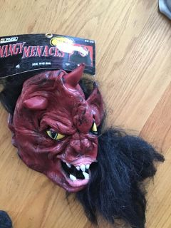 New with tag Halloween mask.