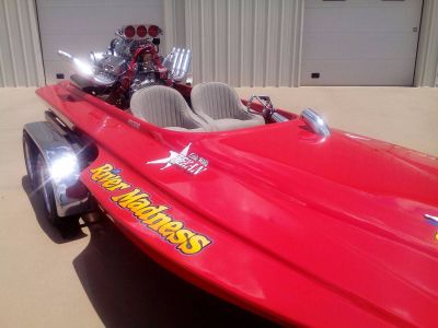 1982 Other DEAVER 2 SEAT HYDRO Other Watercraft Wichita Falls, TX