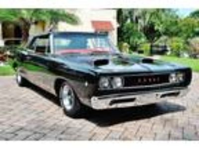 1968 Dodge Coronet Convertible Super Bee Tribute